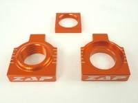 ZAP Achsenblöcke KTM SX(F) 2013- orange