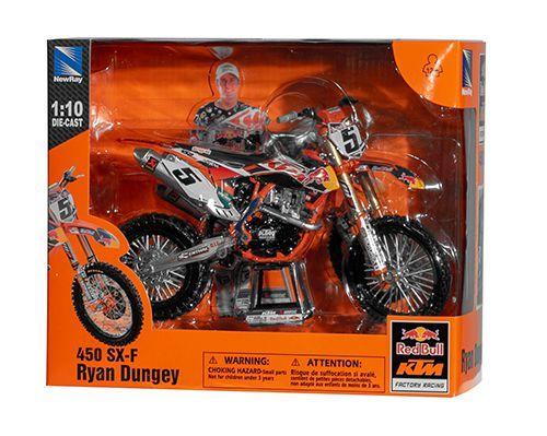 Miniatur Modell KTM Ryan Dungey (5) 1:10