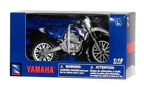 Miniatur Modell Yamaha Cross 1:18
