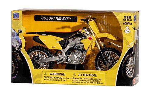 Miniatur Modell Suzuki 1:12