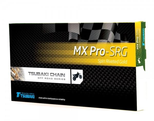 TSUBAKI Kette 520 MX-PRO-2 120 Glieder