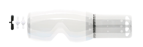 SCOTT Laminated Tear-Off 80'S (2 Packs à 7 Stück) 2022