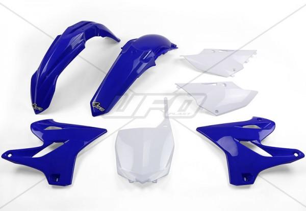 Ufo Replica Plastik Kit Yamaha YZ 125-250 (15-) schwarz/weiss/blau/original