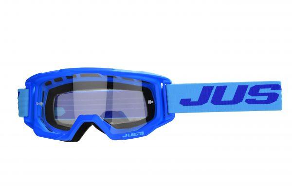 JUST1 Goggle Vitro Light Blue