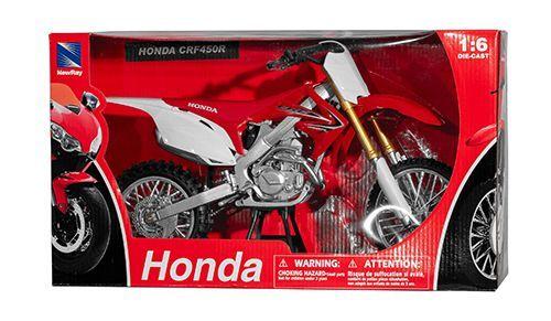 Miniatur Modell Honda 1:6