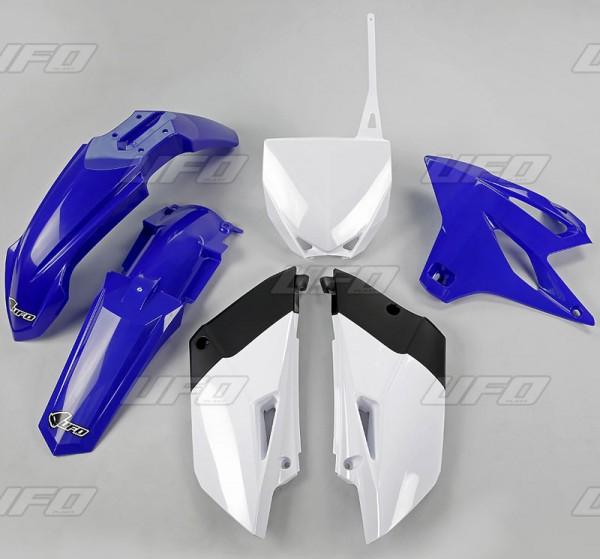 Ufo Replica Plastik Kit Yamaha YZ 85 (15-) schwarz/weiss/blau/original