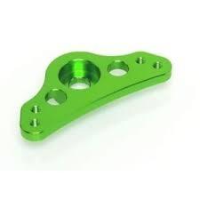 ZAP Halter für Betriebsstundenzähler grün