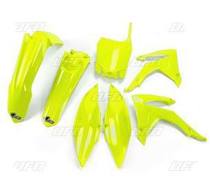"Ufo Replica Plastik Kit Honda ""neon gelb"" Honda CRF 450 (17-) neon gelb"
