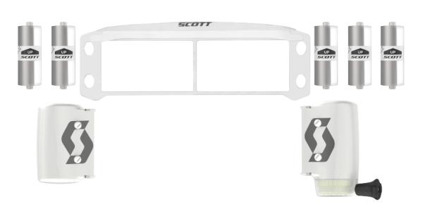 SCOTT WFS50 Roll-off Kit Prospect/Fury White 2022
