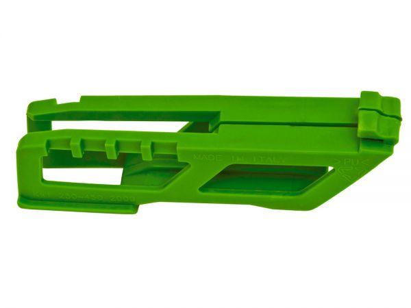 Rtech Kettenführung Kawasaki KXF 09- / schwarz / grün