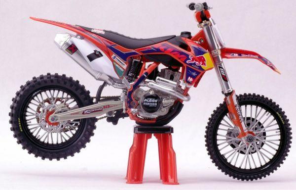 Miniatur Modell KTM Ryan Dungey (5) 1:6