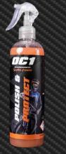 OC1 POLISH&PROTECT BICYCLE450ML