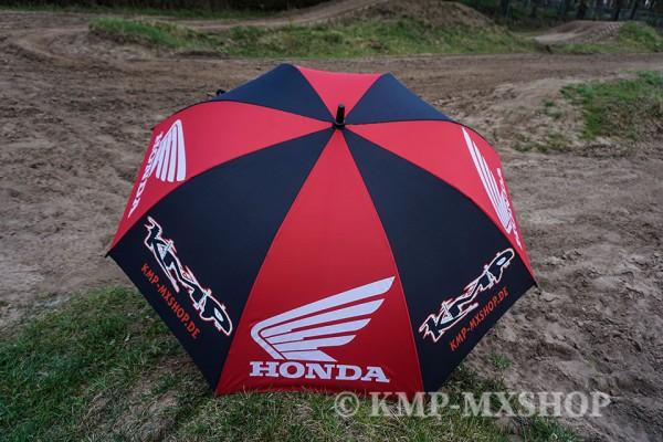 KMP-Regenschirm-rot