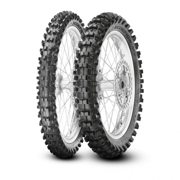 Scorpion MX32 MIDSOFT Minicross Pirelli