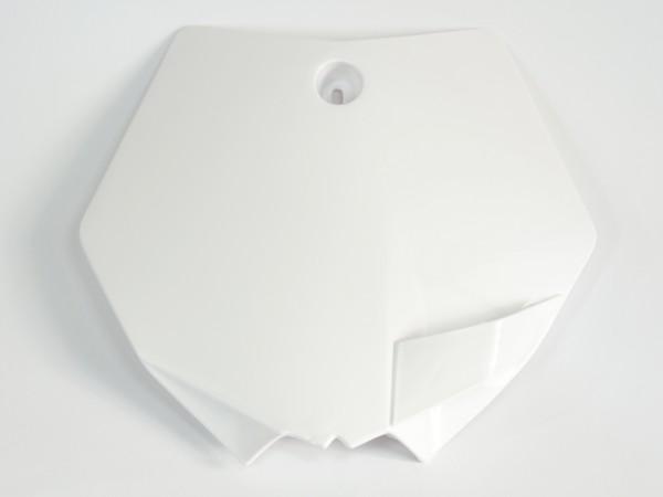 Rtech Nummerntafel vorn SX 85 13-17- weiss