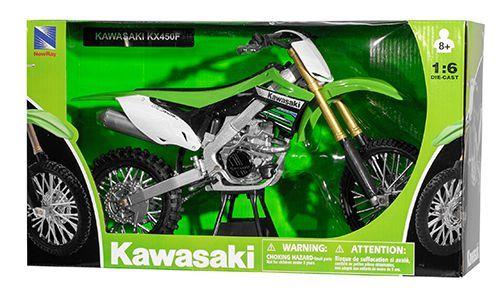 Miniatur Modell Kawasaki 1:6