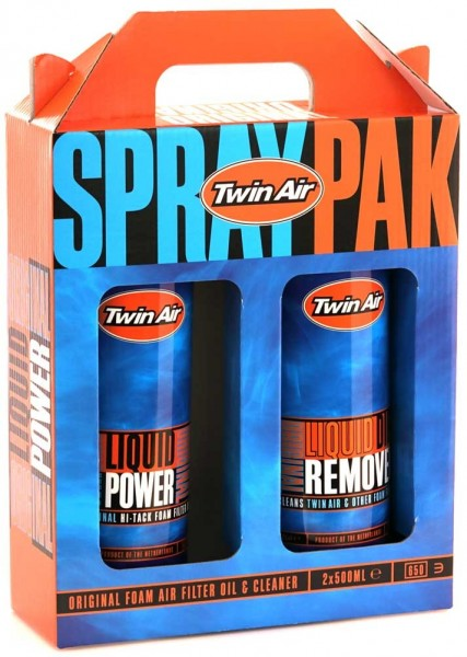 Twin Air Luftfilter Reinigungs Spray Pack