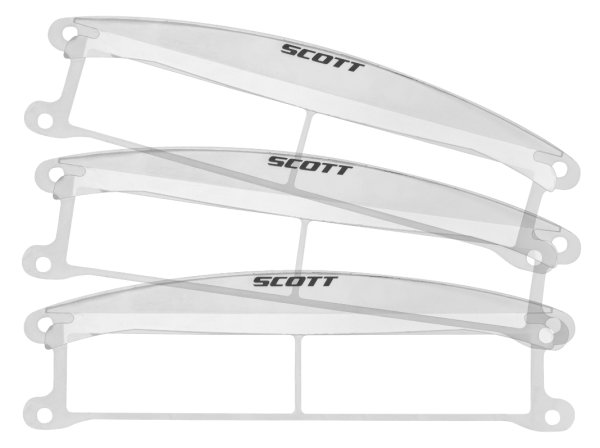SCOTT WFS Anti-Stick Grid Prospect/Fury (3er-Pack) 2022