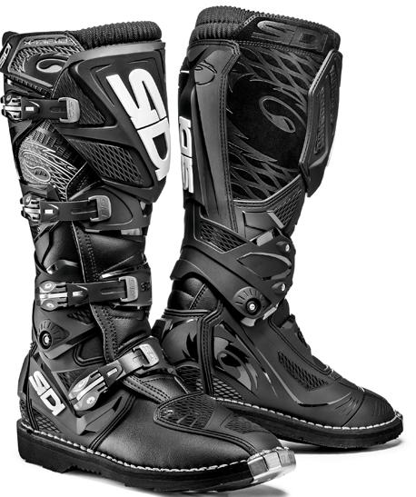 Sidi X-Treme Black-Black Größe:40-50
