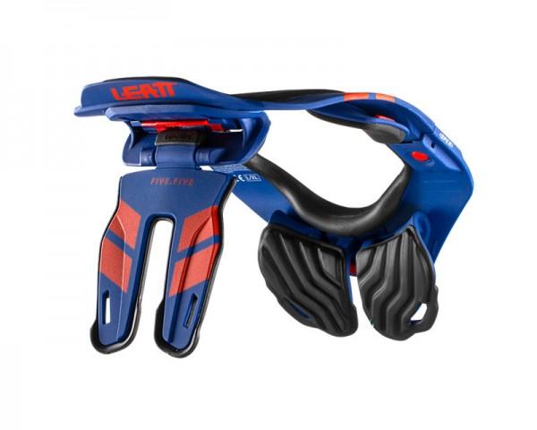 Neck Brace GPX 5.5 Junior blau-rot Junior