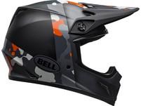 BELL MX-9 MIPS Presence M/G Blk Flo Org Cam 19