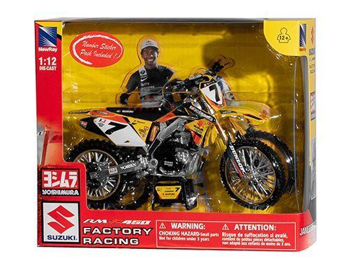 Miniatur Modell Suzuki James Stewart (7) 1:12