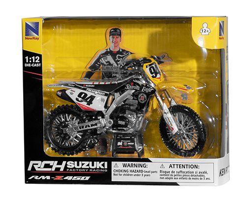 Miniatur Modell Suzuki Ken Roczen (94) 1:12