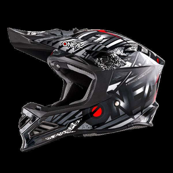 8SERIES Helmet SYNTHY black 2020
