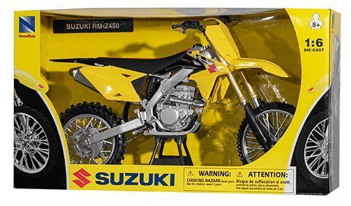 Miniatur Modell Suzuki 1:6