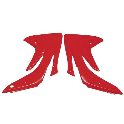 Ufo Spoiler Honda CRF 150 (07-16) schwarz/weiss/rot