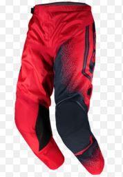 Scott Pant SCO 350 Race Kids red/blue/22