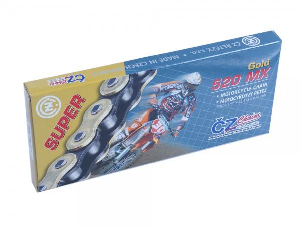 CZ 520 MX Kette Zugfestigkeit 35800 N,