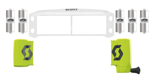 SCOTT WFS50 Roll-Off Kit Prospect/Fury Gelb 2022