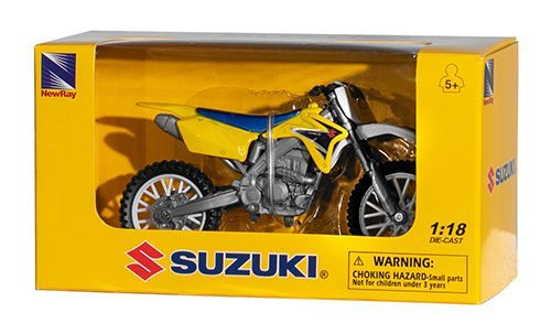 Miniatur Modell Suzuki Cross 1:18