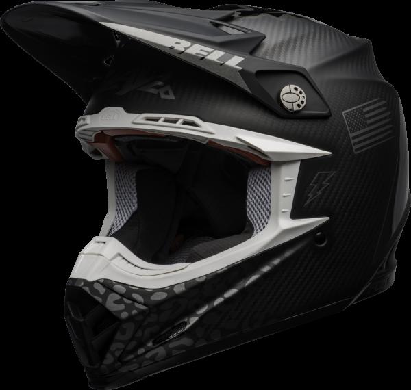 Bell Moto-9 Flex Slayco Helmet M/G Black Grey Gr: XS-XL 2020
