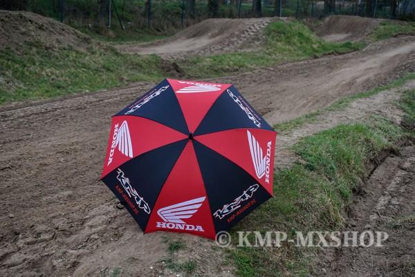 KMP Regenschirm rot