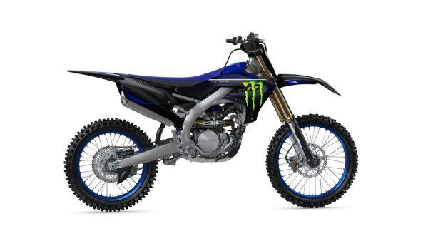 Yamaha YZ250F Monster Energy Edition Modell 21