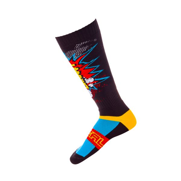 Pro MX Sock BRAAAPP black/multi 2020