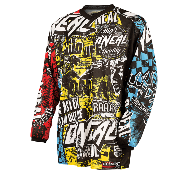 ELEMENT Youth Jersey WILD Multi 2020