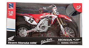 Miniatur Modell Honda Cole Seely (14) 1:6