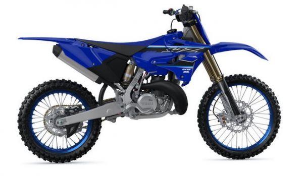 Yamaha YZ250 LC Modell 2021