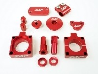 ZAP Bling Kit Honda CRF 250/450 09- rot