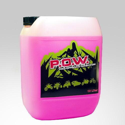 Motorradreiniger Offroad Reiniger 10 Liter Reinigungskonzentrat POW