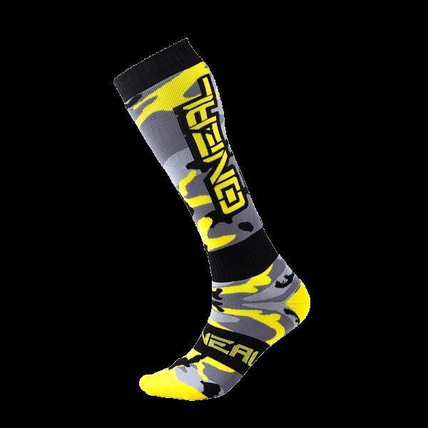 Pro MX Sock HUNTER black/gray/hi-viz (One Size)