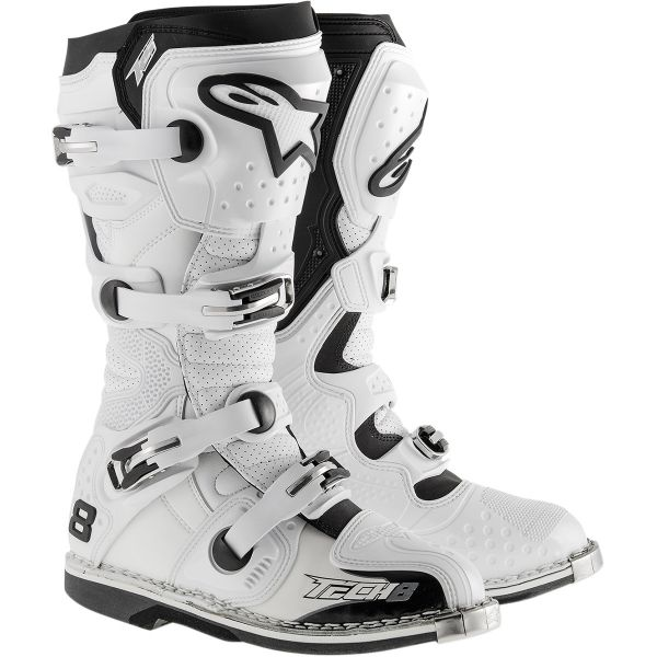 ALPINESTARS(MX) TECH 8 RS VENTED OFFROAD BOOTS