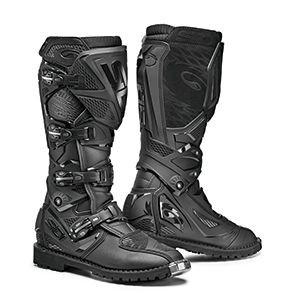 Sidi X-3 Enduro Black-Black