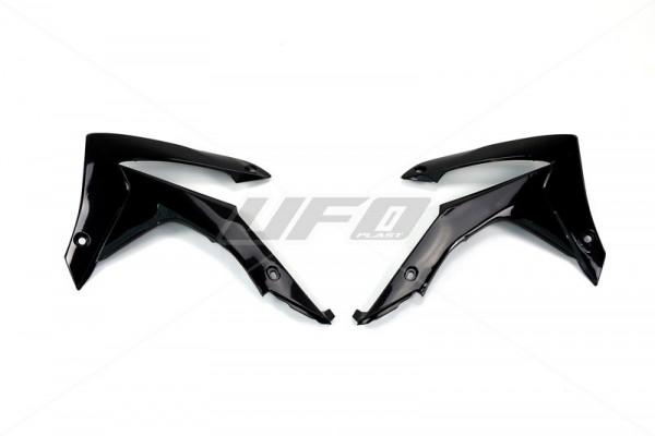 Ufo Spoiler Honda CRF 250 (14-), CRF 450 (13-16) schwarz/weiss/rot/original