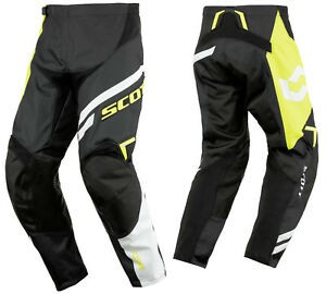 Scott Pant 350 Track black/green Gr: 32
