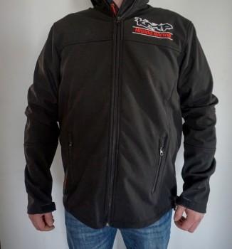KMP Softshell Jacke - schwarz - Größe: S - XXXL