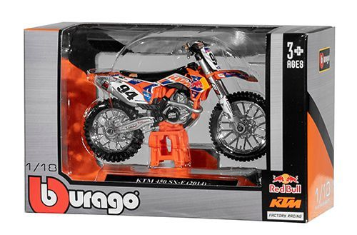 Miniatur Modell KTM Cross Ken Roczen (94) 1:18